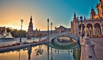 Римское наследие в достопримечательностях Севильи в Испании