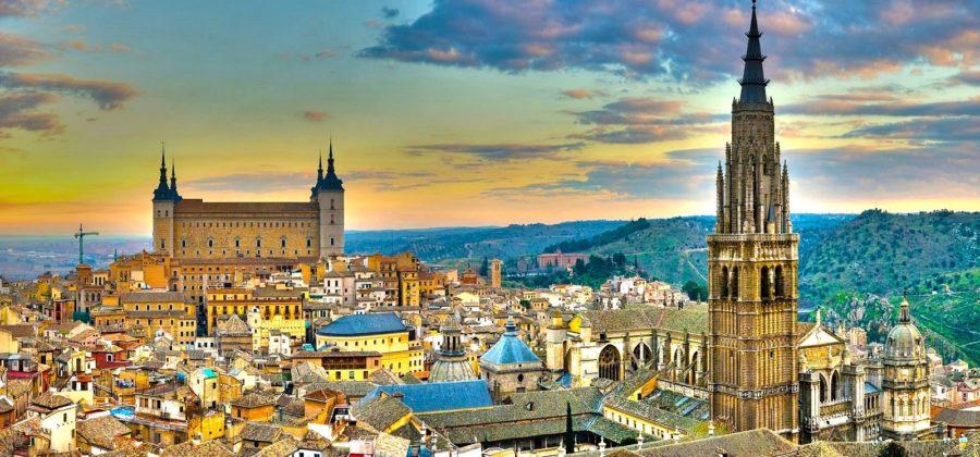 Все о достопримечательностях Толедо – древней столицы Испании