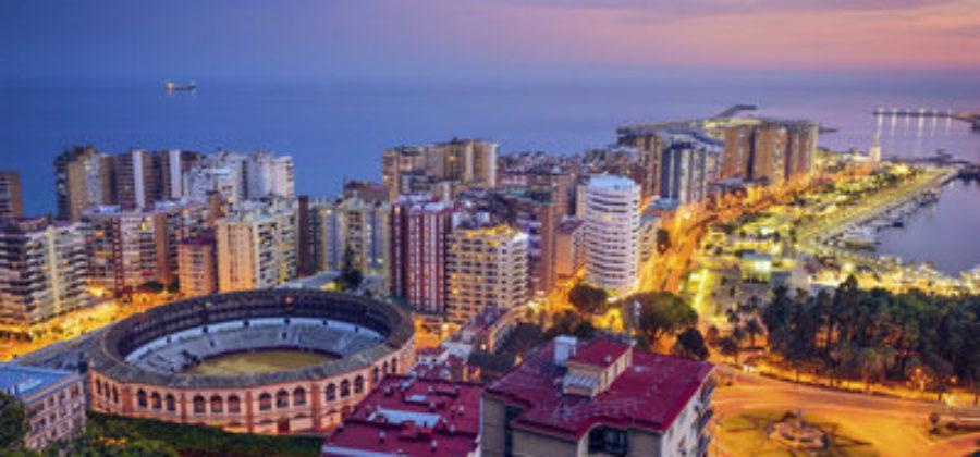 Знаменитые пляжи и достопримечательности Малаги в Испании