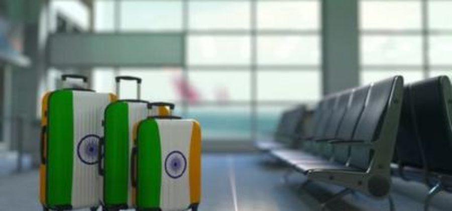 Ожидание на чемоданах — проверка статуса визы в Индию