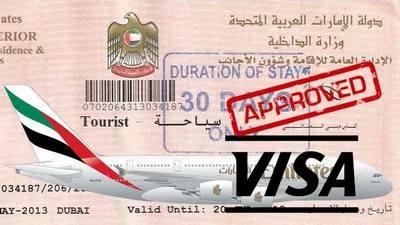 транзитный перелет через дубай нужна ли виза