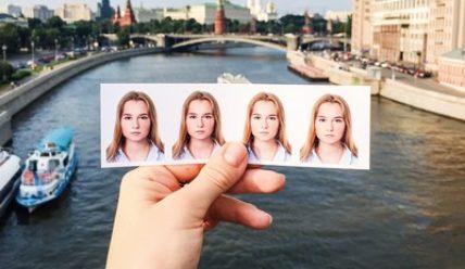 Какая фотография нужна на визу в Китай?