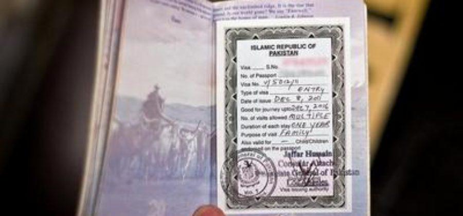 Возможно ли оформить визу в Пакистан?
