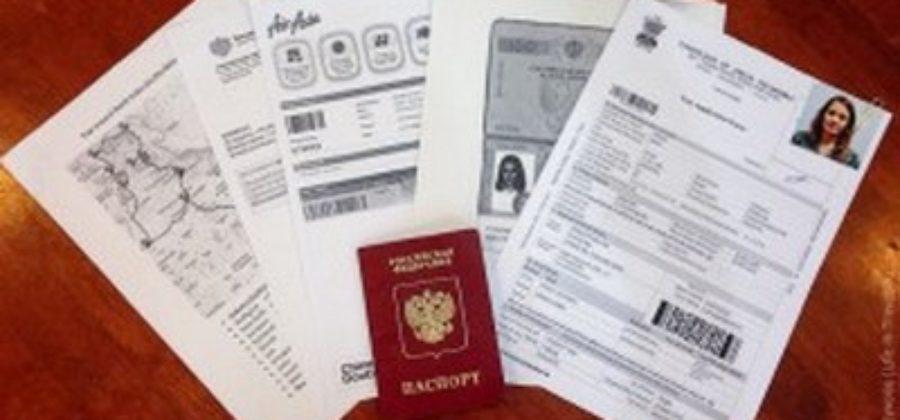 Минимум волокиты или как заполнить анкету для визы в Таиланд?
