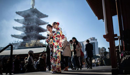 Порядок получения туристической визы в Японию для граждан России